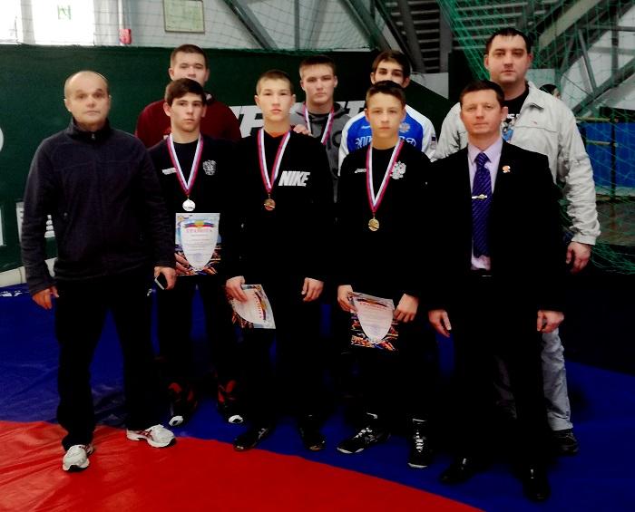 Егор Андриенко победил в Рязани