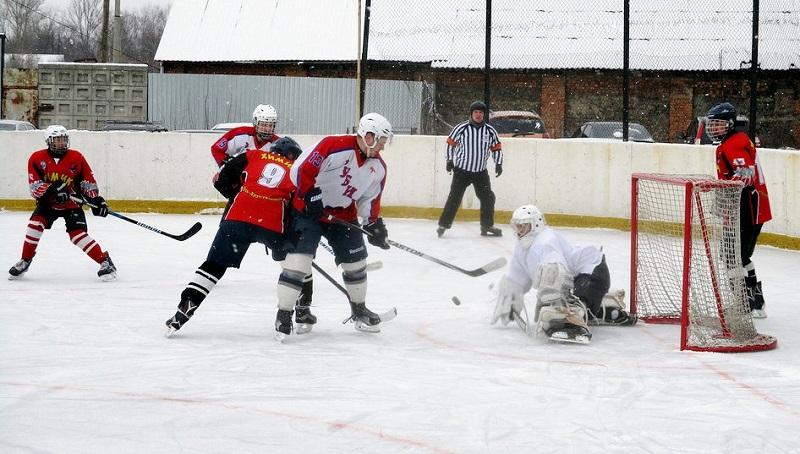 Чемпионат Владимирской области по хоккею с шайбой