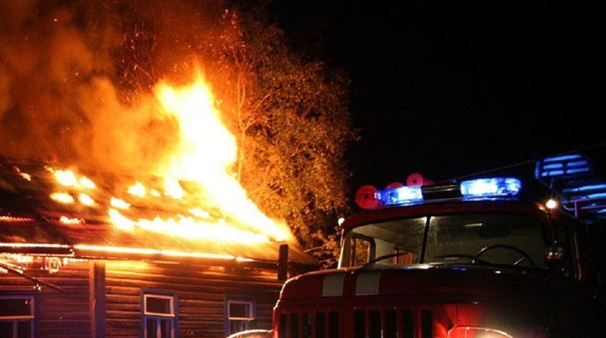 сводка пожаров